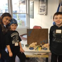 Art Club Bird Carving Peninsula October 2018 - 4