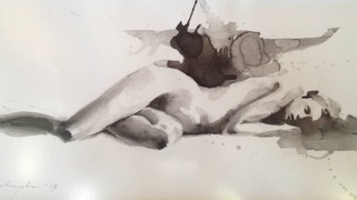Live Model Painting, Drawing & Sculpture