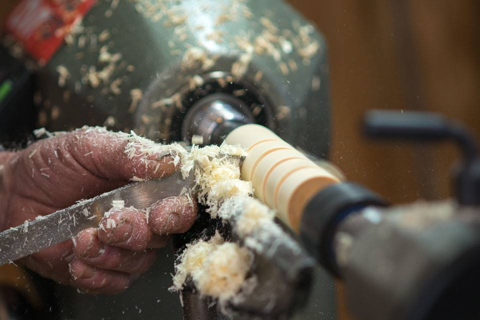 Wood Turning by Neale LaSalle 001