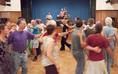Sheep Island Rovers Contra Dance: August 10th