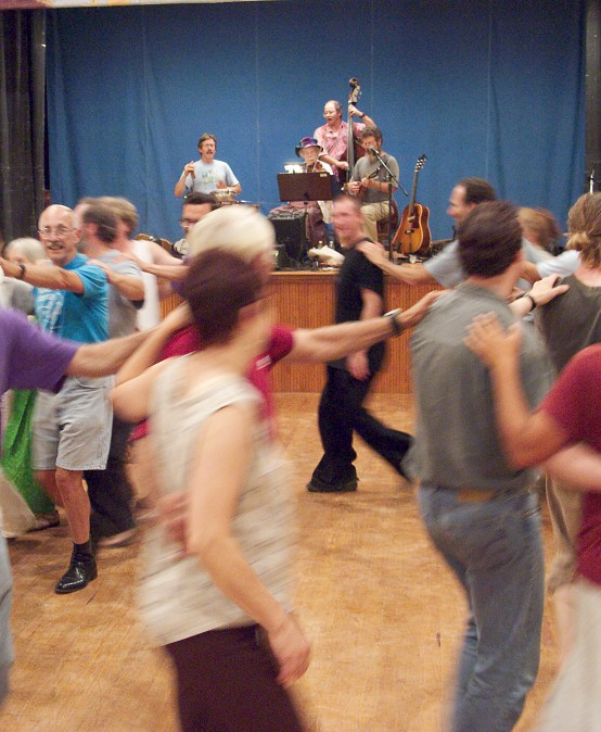 Sheep Island Rovers Contra Dance July 8th