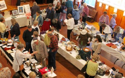 Schoodic Arts for All's Silent Auction July 28th