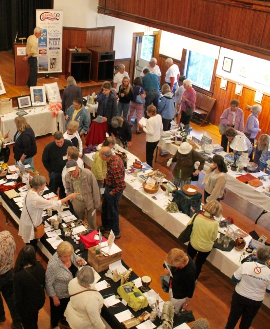 Schoodic Arts for All's Silent Auction July 31st