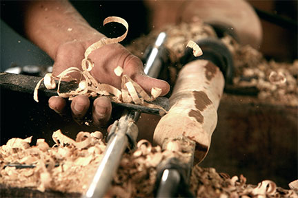 """Woodturning """"Open"""" Session December 7"""