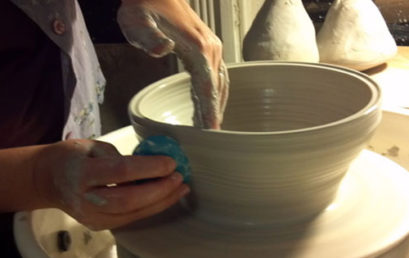 Pottery Wheel for Adults October