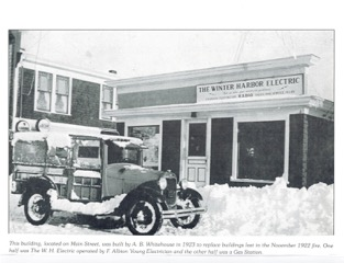Historical Walking Tour of Winter Harbor