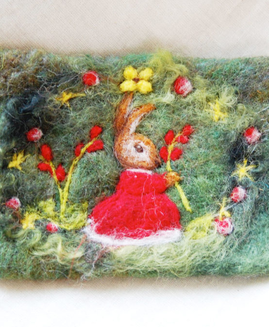 Felting Pictures For Kids