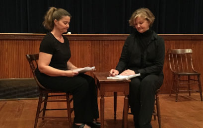Loose Canon by Brian Reno and Gabriel Vega Weissman – Staged Reading