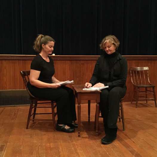 Meetinghouse Theatre Lab: Out of the Hat! January 19th
