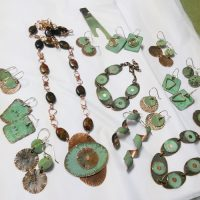 Jewelry Made from Recycled Statehouse Dome Copper with Amanda Coburn