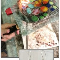 Torch Fired Enameling with Amanda Coburn