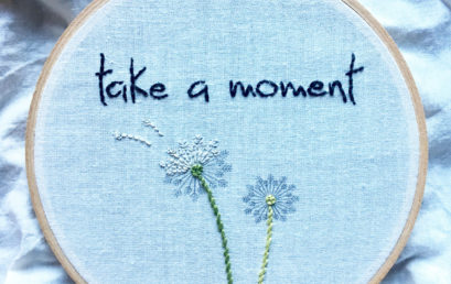 Not Your Grandma's Embroidery: Hand Embroidery Basics and Design Transfer