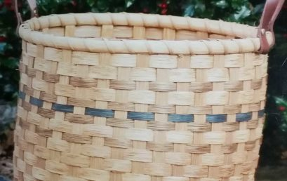 Large Gathering Basket