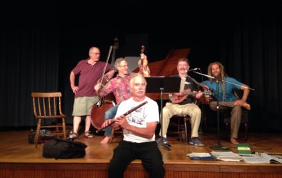 Sheep Island Rovers Contra Dance