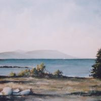 Painting Water and Sky with Hunt Smith