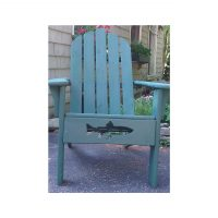 Adirondack Chair with Chris Chessie
