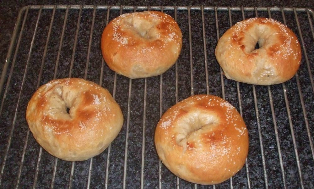 Homemade Bagels with Dan Keegan
