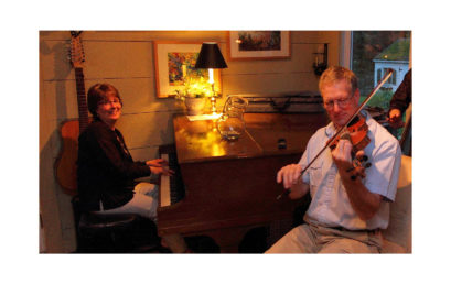 Franco American Fiddle and Dance with Don and Cindy Roy