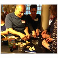 Hands on Chinese Finger Foods with Chris Toy