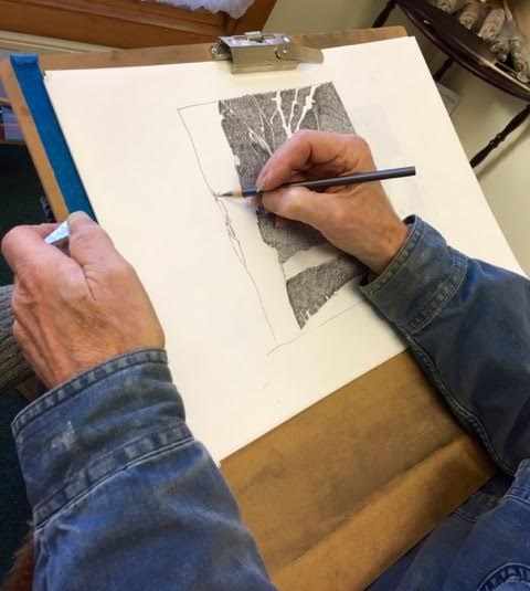 Drawing – Full Day Intensive with Kat Logan