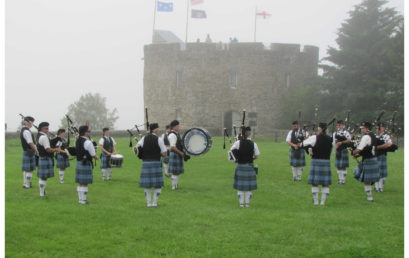 Maine St Andrew's Pipes and Drums