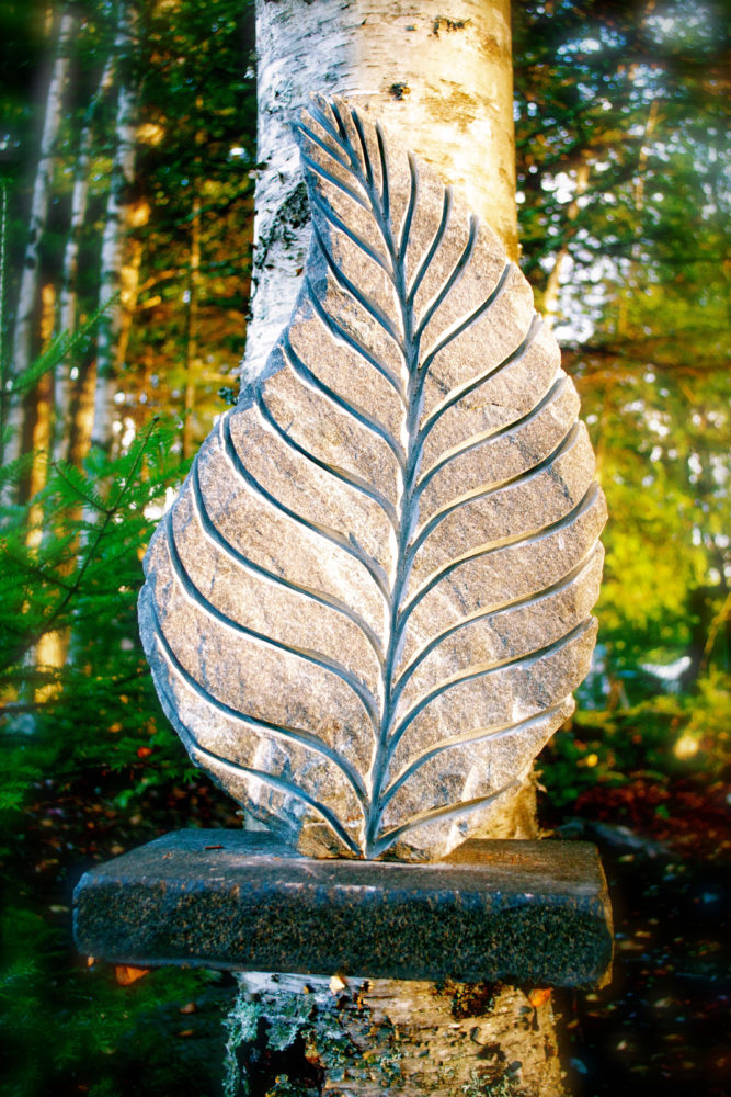 Stone Sculpture (Tuesday) with Obadiah Buell