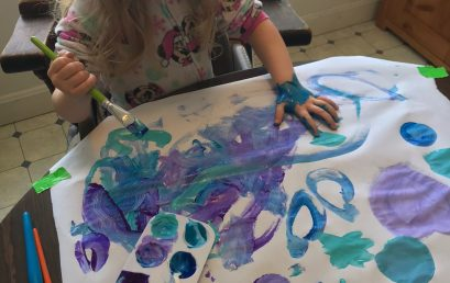 Art With Toddlers