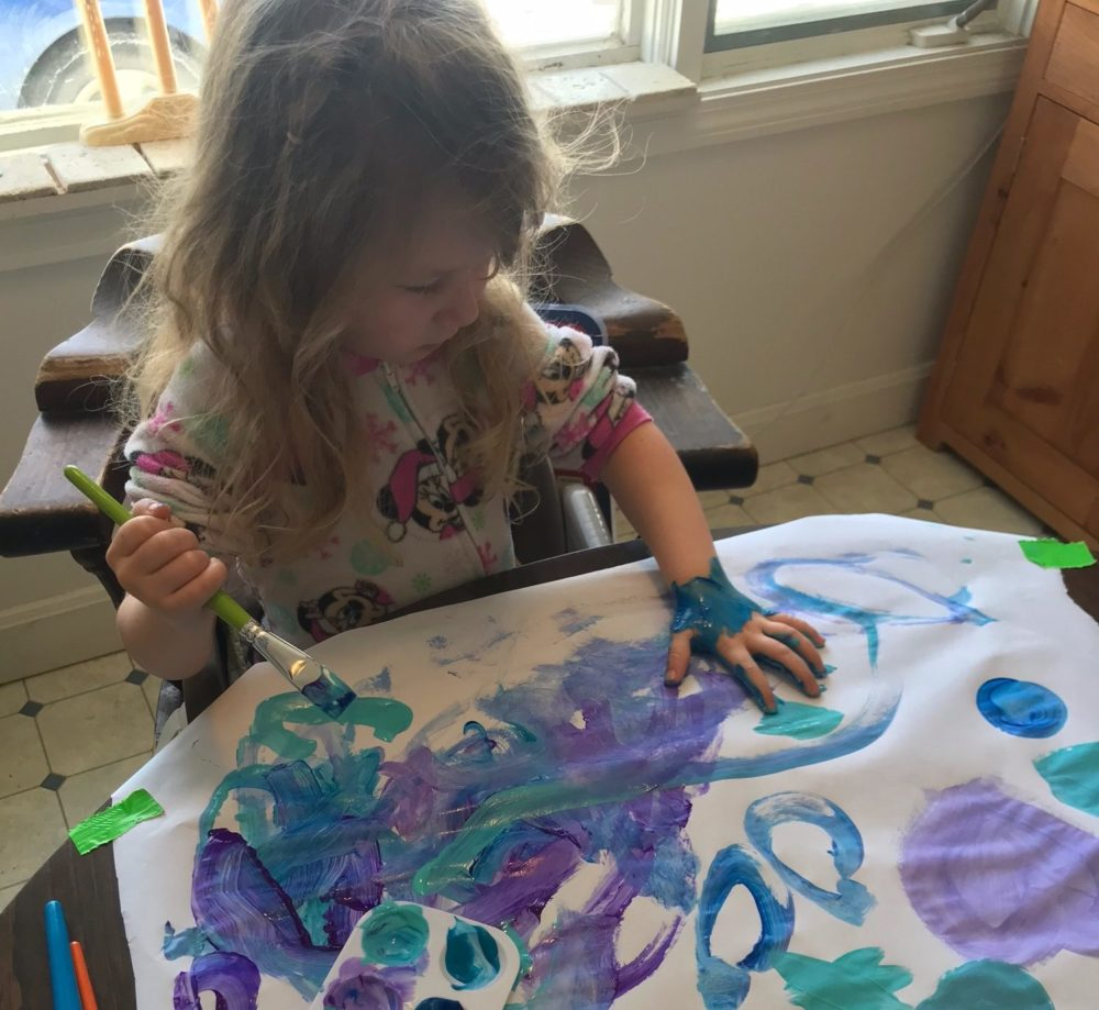 Art With Toddlers with Jennifer Kearns