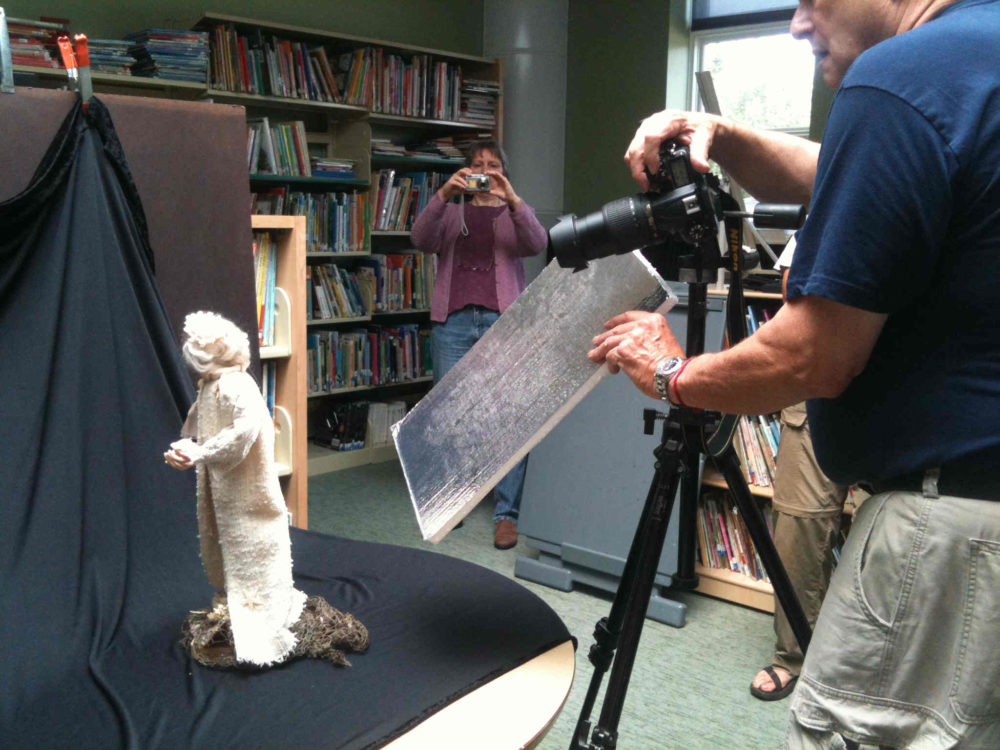 Phototgraphing Your Artwork with Bruce Cassiday