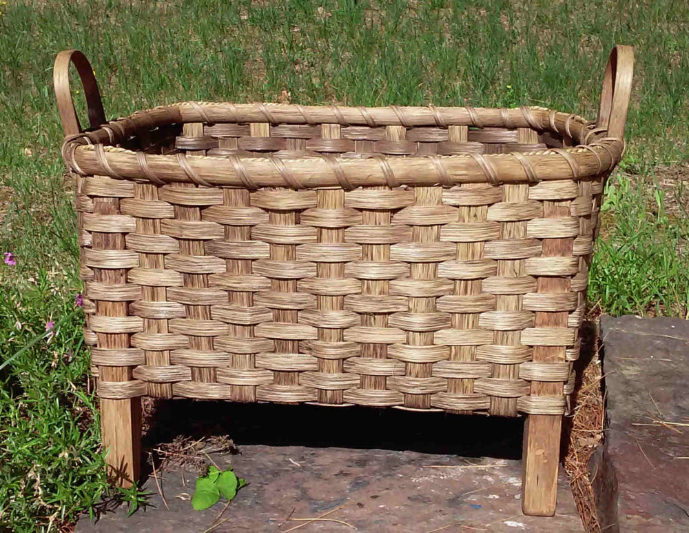 Wool Drying Basket with Martha Chessie