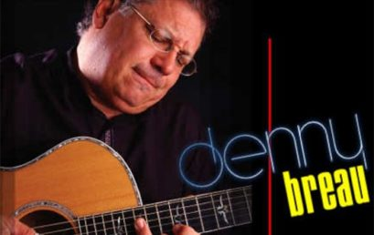 Denny Breau Coffeehouse October 26th 7:00pm