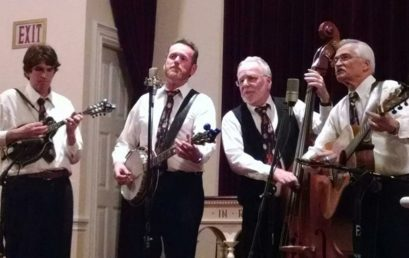 The Katahdin Valley Boys – Coffeehouse September 28th