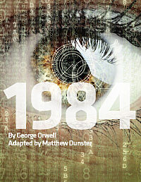 Meetinghouse Theatre Lab: Out of the Hat! November 17th: 1984 by George Orwell