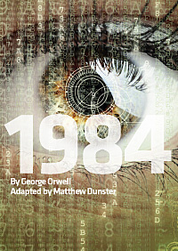 Meetinghouse Theatre Lab: Out of the Hat! 1984 by George Orwell