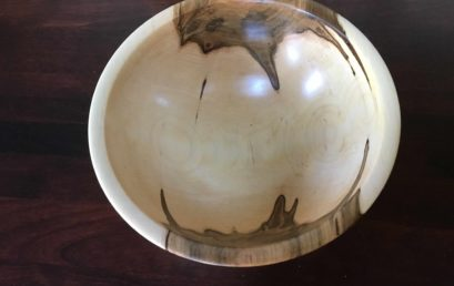 Woodturning Two
