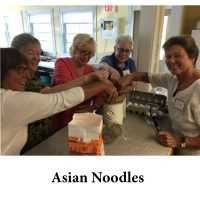 Asian Noodles for page
