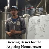 Brewing Basics for the Aspiring Homebrewer for page