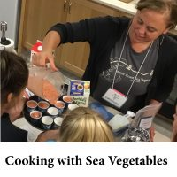 Cooking With Sea Vegetables for page