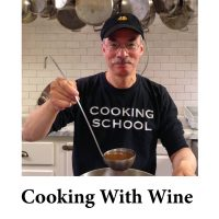 Cooking With Wine for page