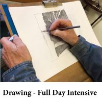 Drawing Full Day intensive for page