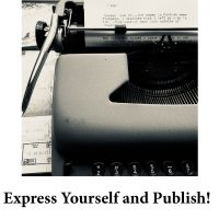Express Yourseld and Publish for page
