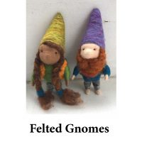 Felted Gnomes for page