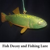 Fish Decoy and Fishing Lure for page
