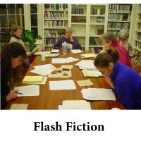 Flash Fiction for page