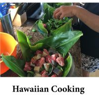 Hawaiian Cooking for page