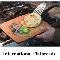 International Flatbreads for page