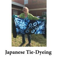 Japanese Tie-Dyeing for page