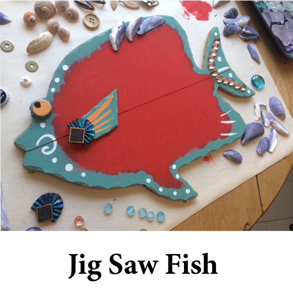 Jig Saw Fish for page