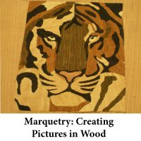 Marquetry- Creating Pictures in Wood for page