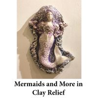 Mermaids and More in Clay Relief for page